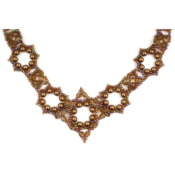 Lima Necklace Pattern