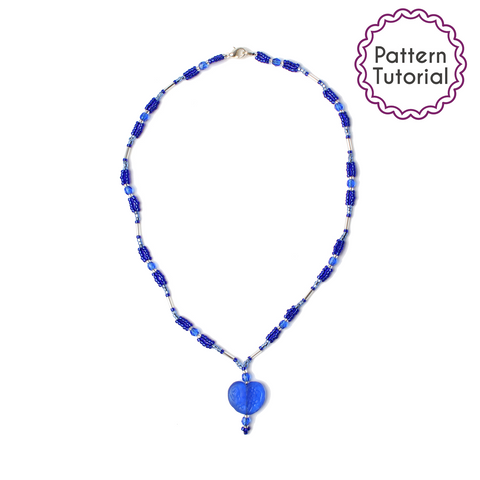 Lindisfarne Necklace Pattern