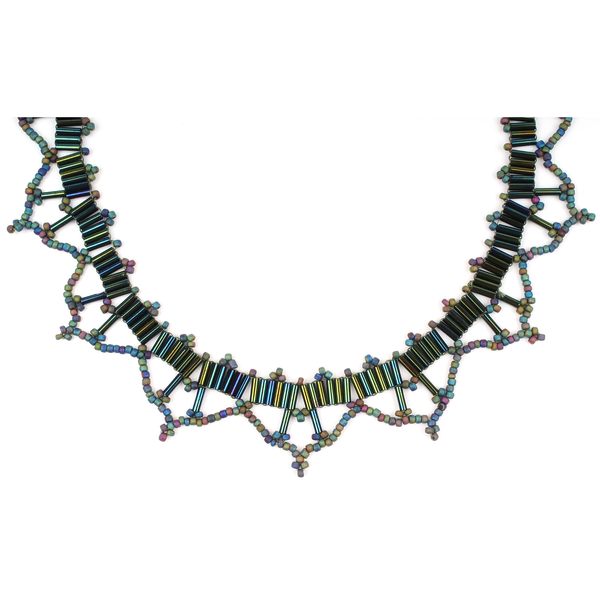 Lourdes Necklace Pattern