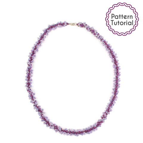 Malaysian Magic Necklace Pattern