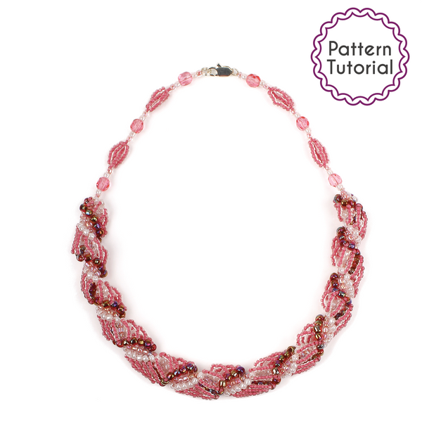 Mexican Twist Necklace Pattern