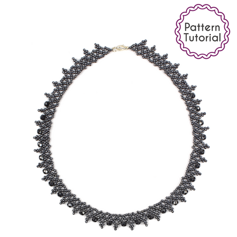Montevideo Necklace Pattern