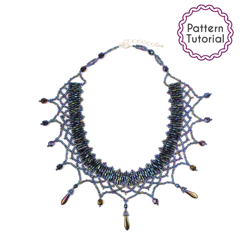 Obidos Necklace Pattern
