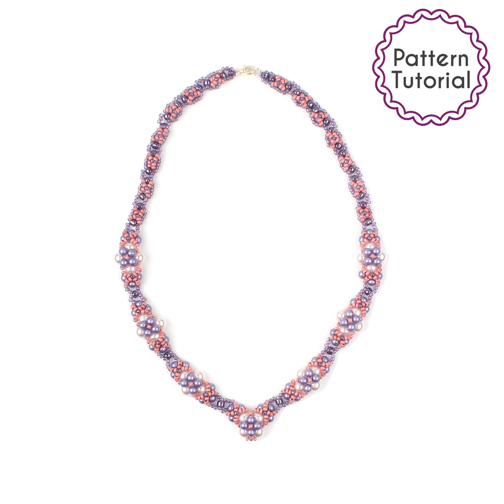 Peterhof Necklace Pattern