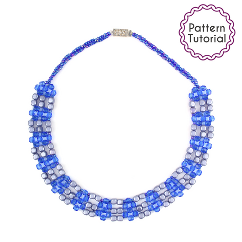 Phuket Necklace Pattern