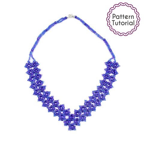 Ponta Delgada Necklace Pattern