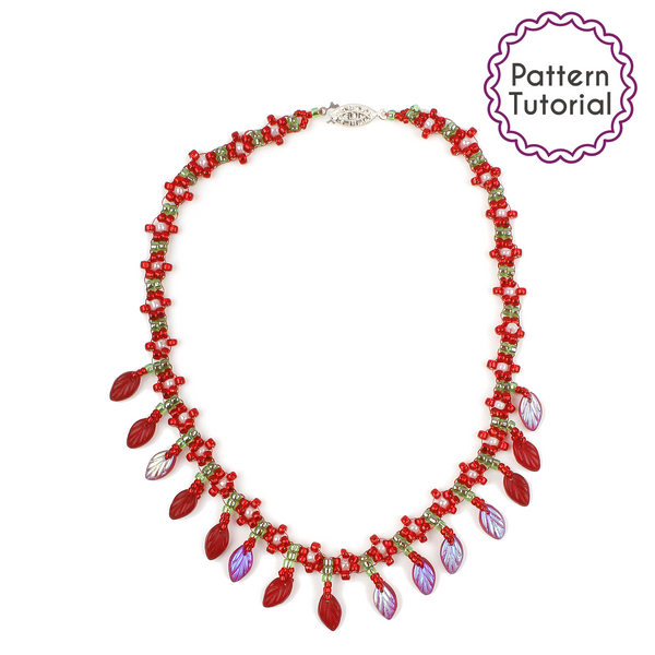 Portmeirion Necklace Pattern