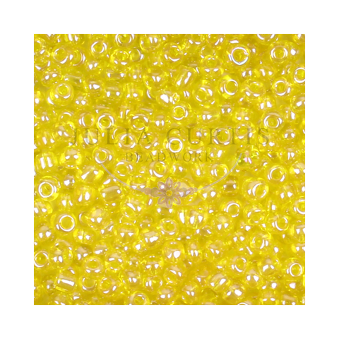 8/0 Sunflower Seed Beads 14g