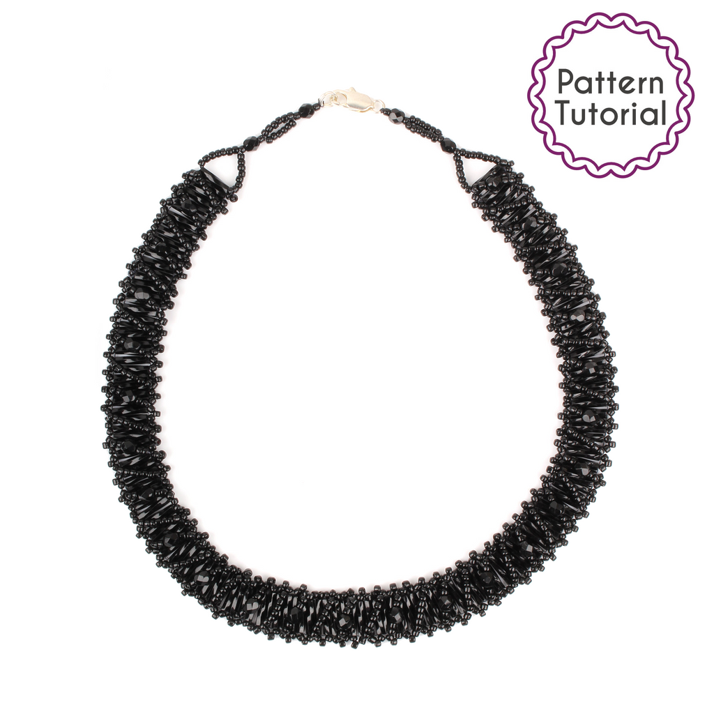 Sorrento Necklace Pattern