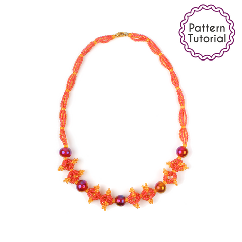 South Pacific Necklace Pattern