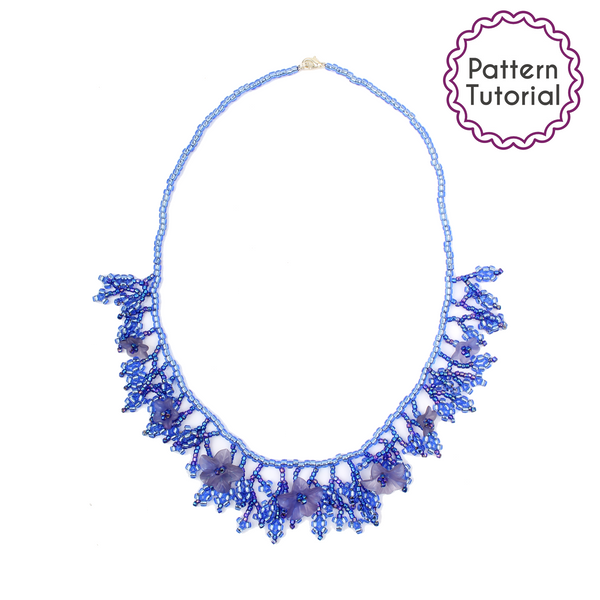 Saint-Tropez Necklace Pattern