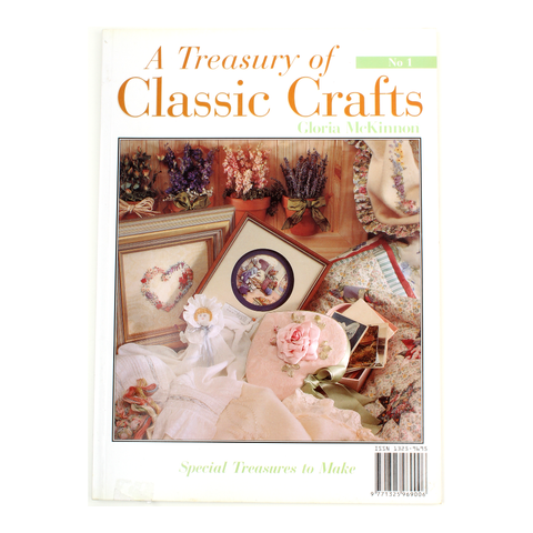 A Treasury of Classic Crafts No. 1
