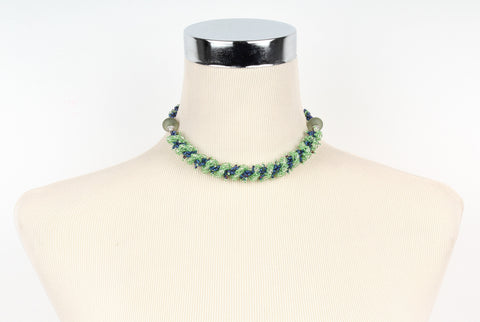 Tromso Twisted Necklace Kit