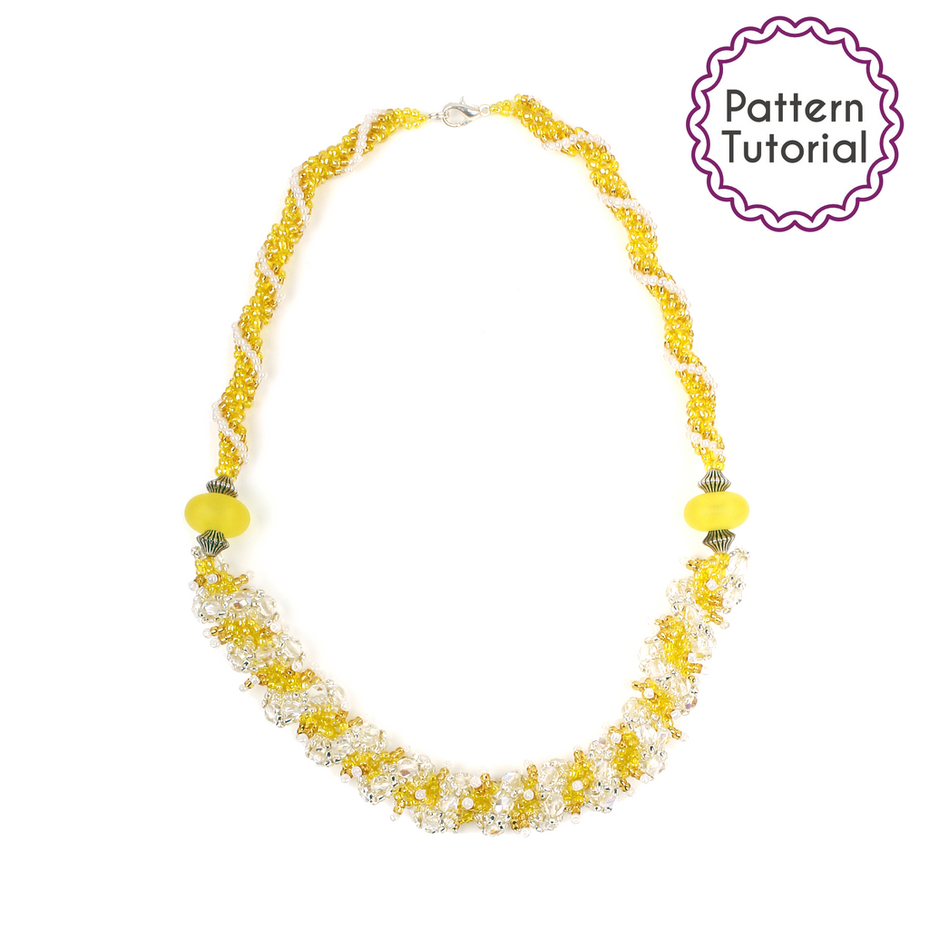 Tromso Twisted Necklace Pattern