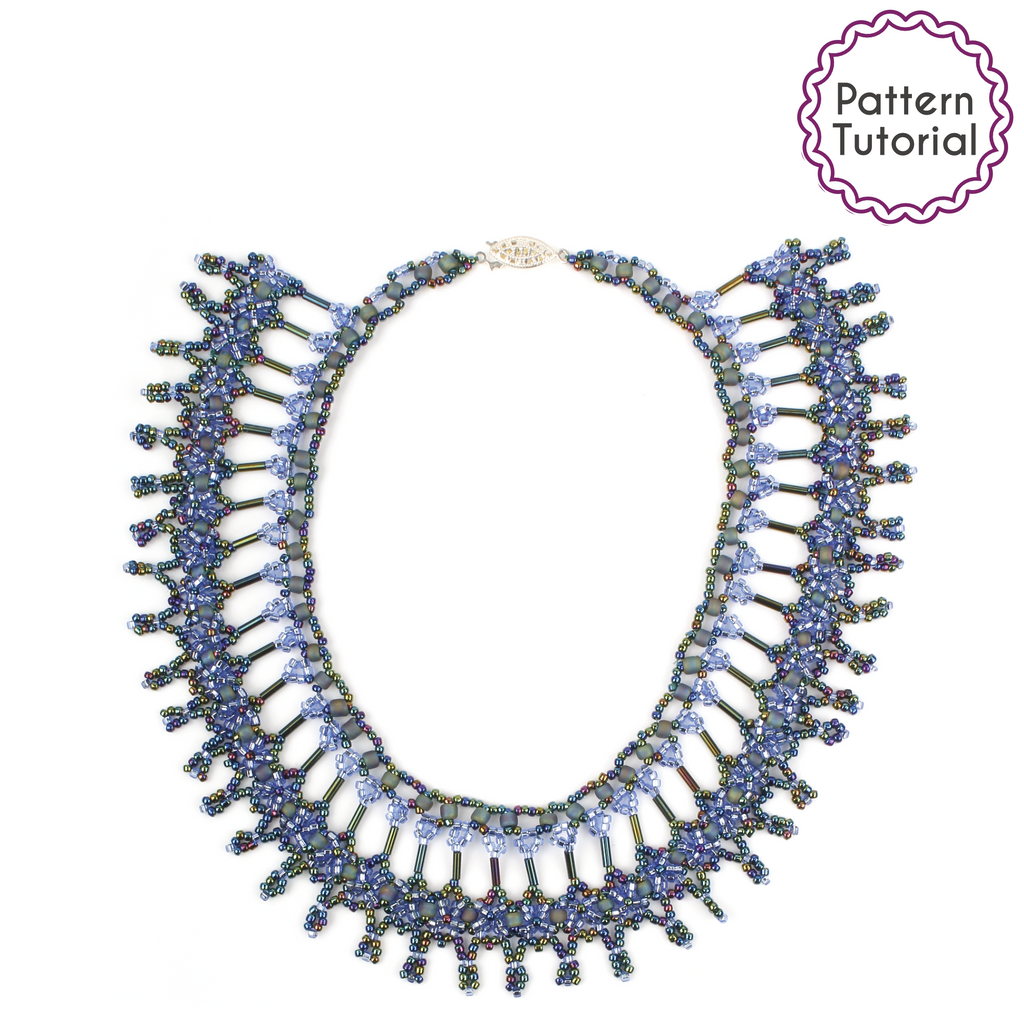 Whitby Collar Necklace Pattern