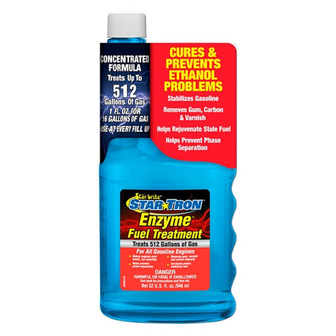 Additif d'essence - Formule concentrée STAR BRITE 32 oz