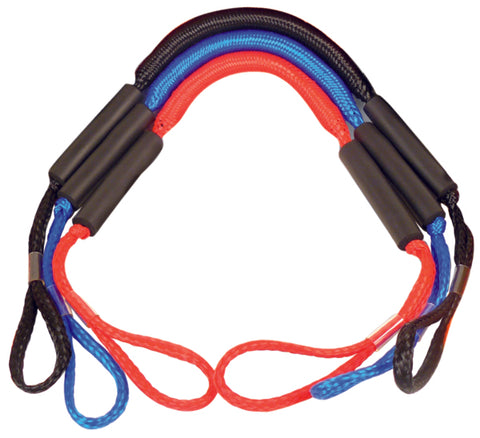 "Corde élastique d'amarrage ""Dock Buddy"" 4' Bleu Royal"