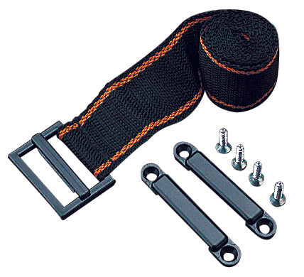 Attache et supports de boîte à batterie SEA DOG 54""