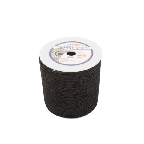 Corde de nylon double 1/4''x600' NO