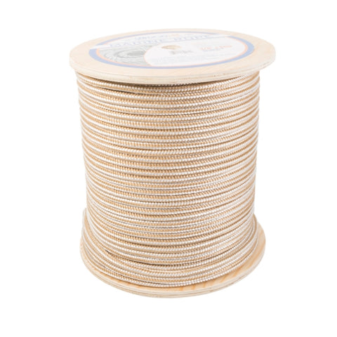 Corde de nylon double 3/8''x600' OR/BC