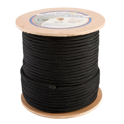 Corde de nylon double 1/2''x600' NO