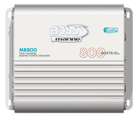 Boss Audio Amplificateur Mr800
