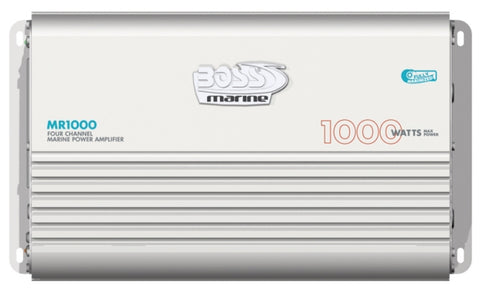 Amplificateur MR1000 4 canaux BOSS AUDIO