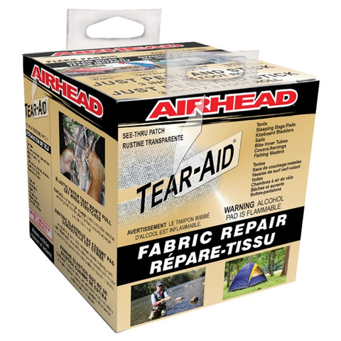 Airhead Ensemble De Réparation Tear Aid, Type A