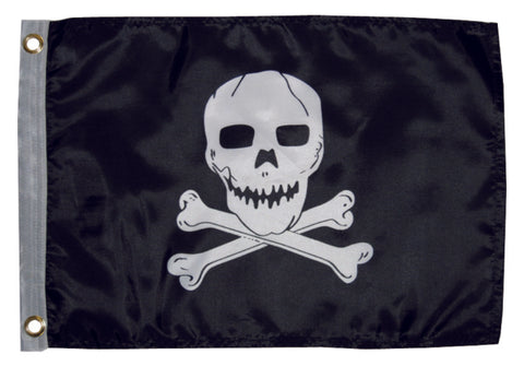 "Drapeau TAYLOR MADE ""Jolly roger"""