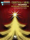 Hal Leonard Christmas Carols for Trumpet Play-Along - HL00130367 | Palen Music