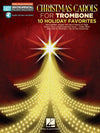 Hal Leonard Christmas Carols for Trombone Play-Along - HL00130369 | Palen Music