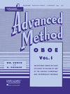 Rubank Advanced Level 1 For Oboe