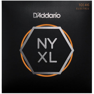 D'Addario NYXL Electric Guitar Strings | Palen Music