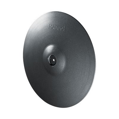Roland CY-14C V-Cymbal Crash (Black) - pmc.palenmusic - 1