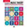 Alfred's Essentials Of Music Theory, Book 1