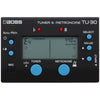 Boss TU-30 Tuner and Metronome - Palen Music