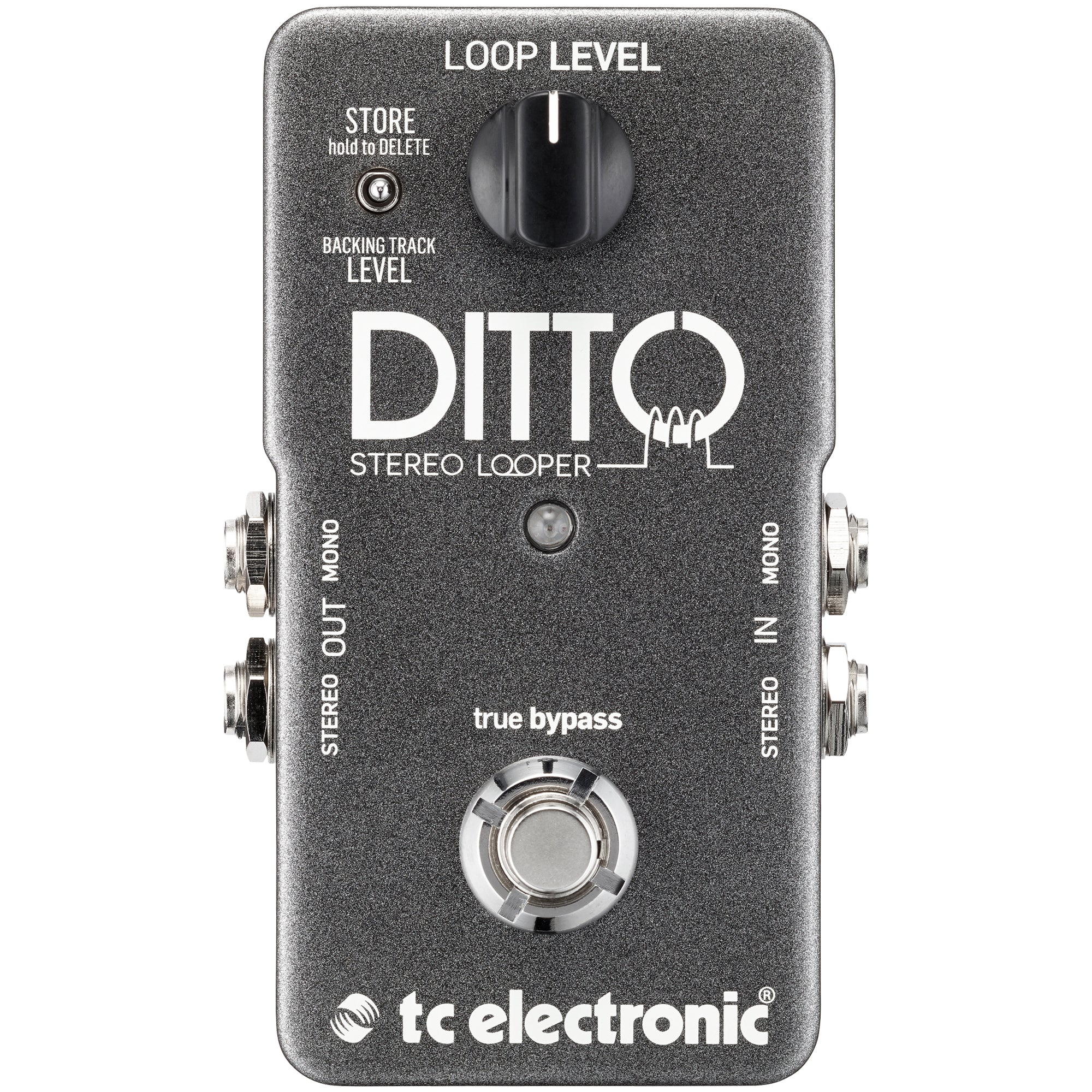 TC Electronic Ditto Stereo Looper Pedal