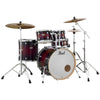 Pearl Decade Deep Red Burst 5pc Shell Pack