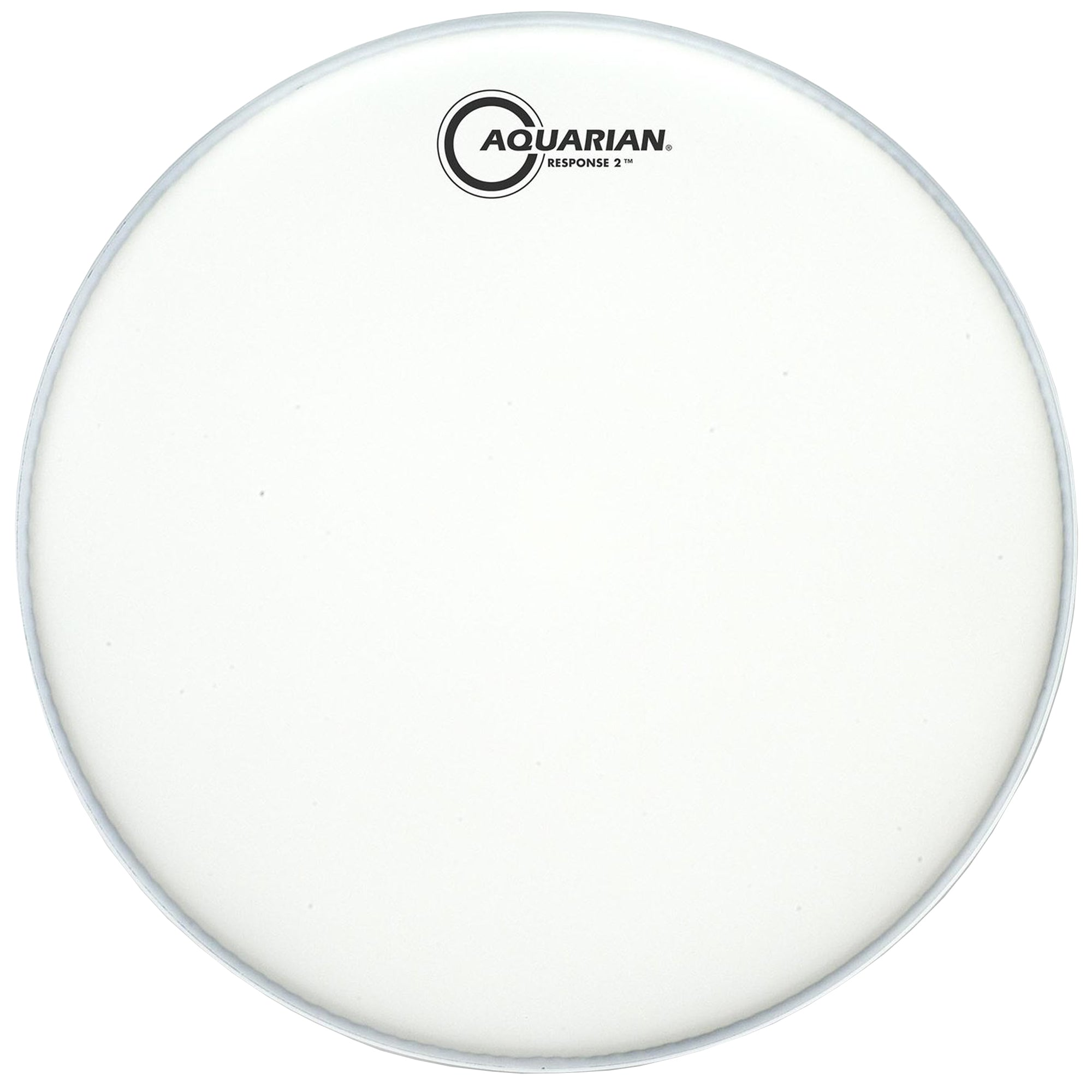 "Aquarian 12"" Coated Response-2 Tom Head"