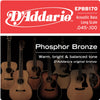 D'Addario 45-100 Acoustic Bass Strings