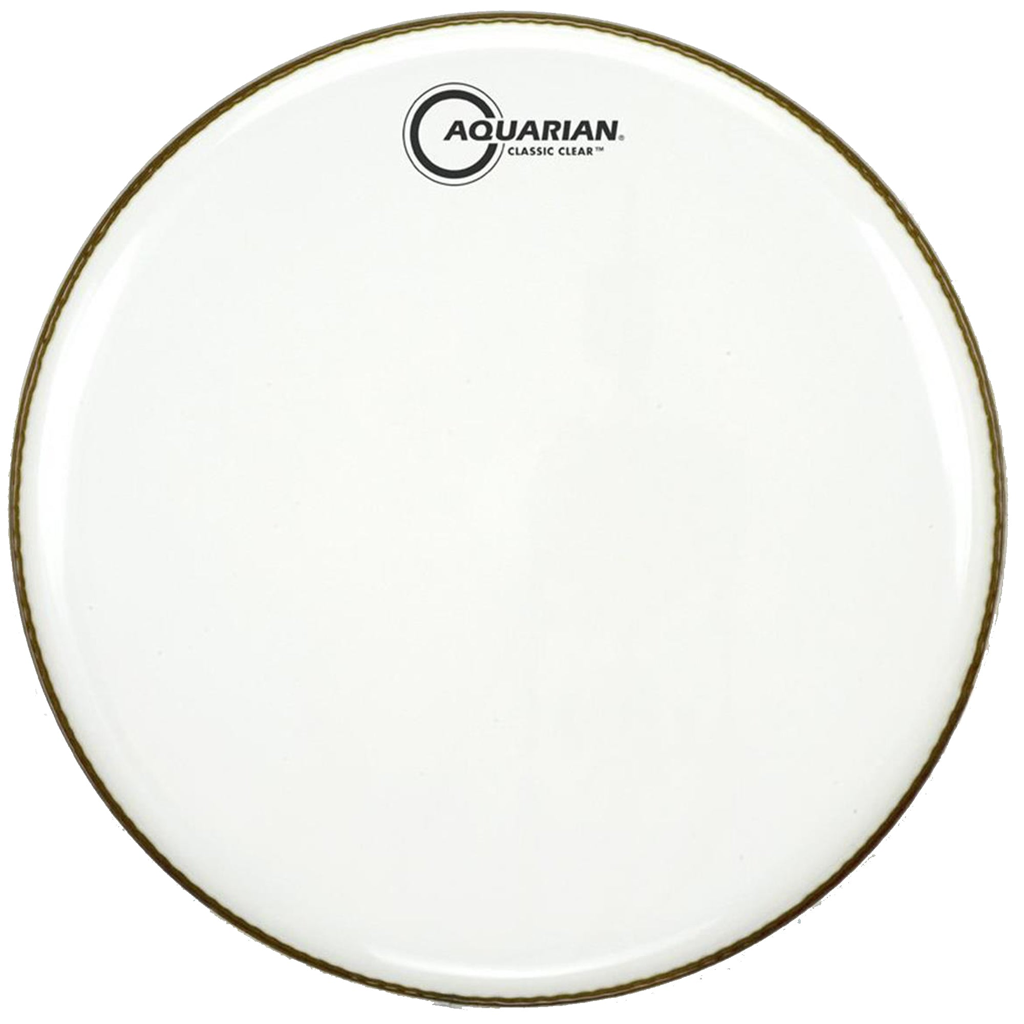 "Aquarian 14"" Classic Clear Snare Side Head"