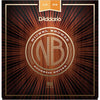 D'Addario 12-56 Nickel Bronze Acoustic Guitar Strings