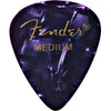 Fender Purple Moto Medium 12pk