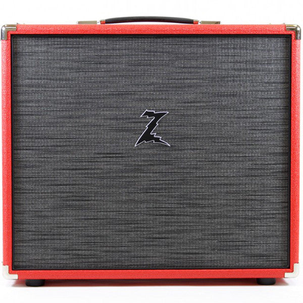 "Dr. Z 1x12"" Cabinet - Celestion Blue w/ ZWreck Grill Cloth"