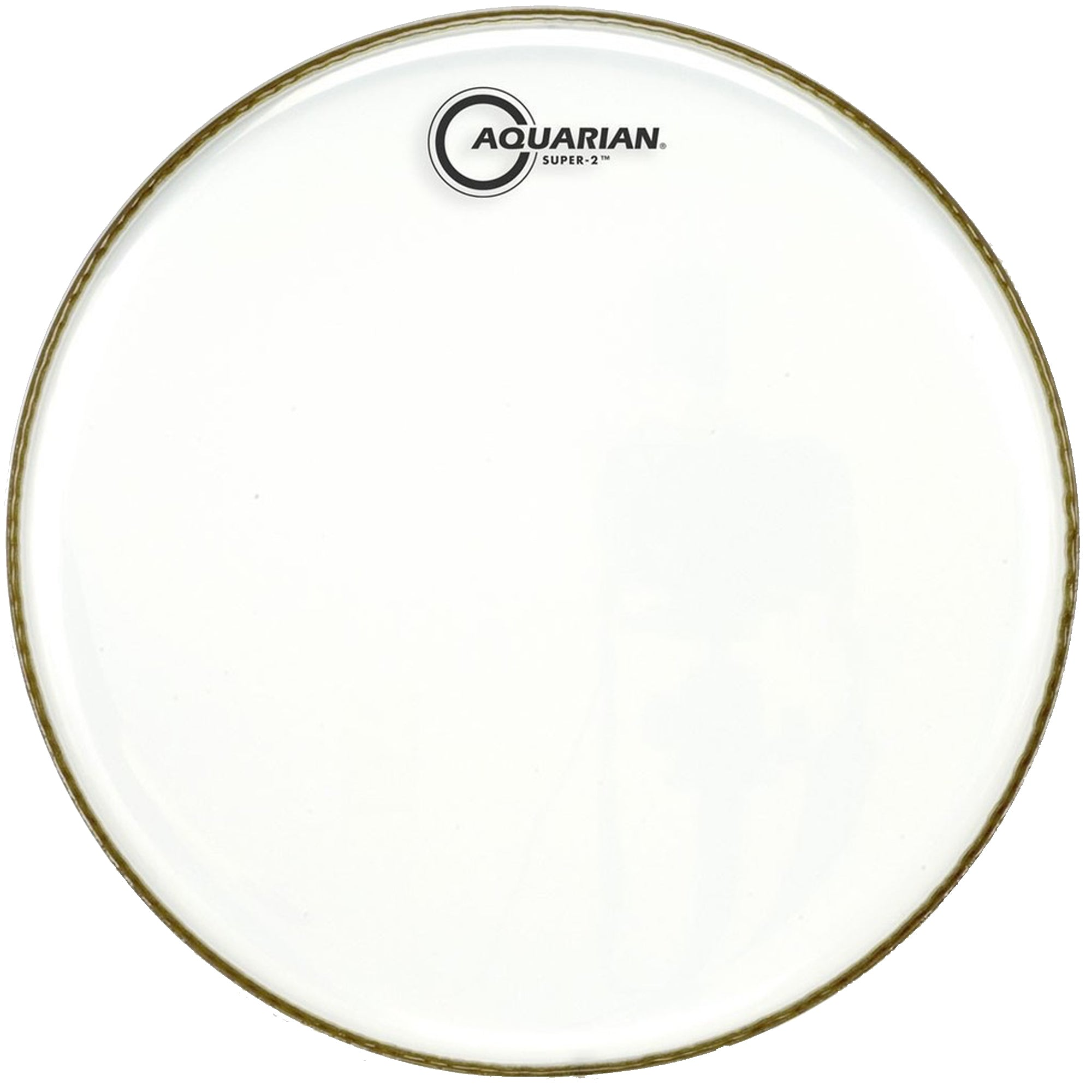 "Aquarian 13"" Super-2 Tom Head"