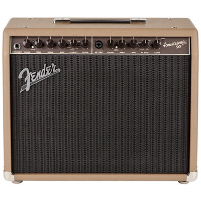 "Fender Acoustasonic 90 - 90W 1x8"" Acoustic Combo with Horn"