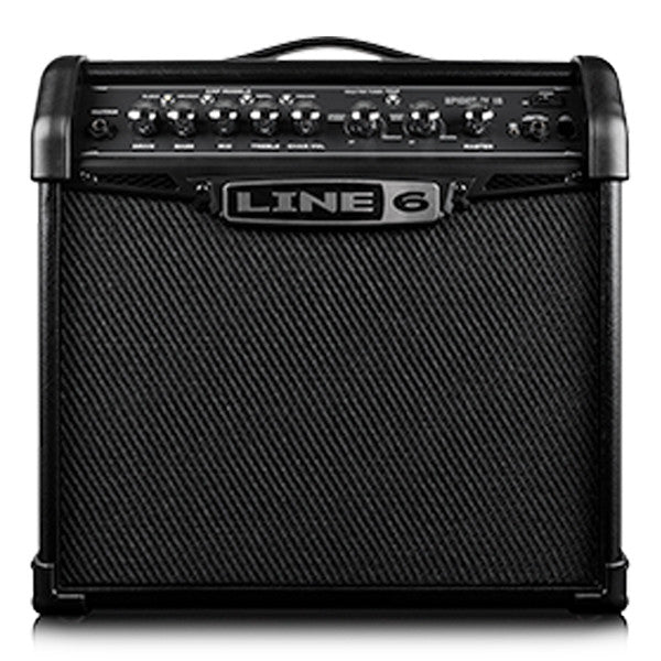 "Line 6 Spider IV 15 - 15W 1x8"" Guitar Combo Amp"