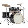 Tama Superstar Trans Black Burst 5pc Shell Kit
