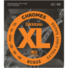 D'Addario 10-48 Chromes Flatwound Jazz Guitar Strings