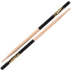 Zildjian 7A Wood Tip Black Dip Sticks - Palen Music